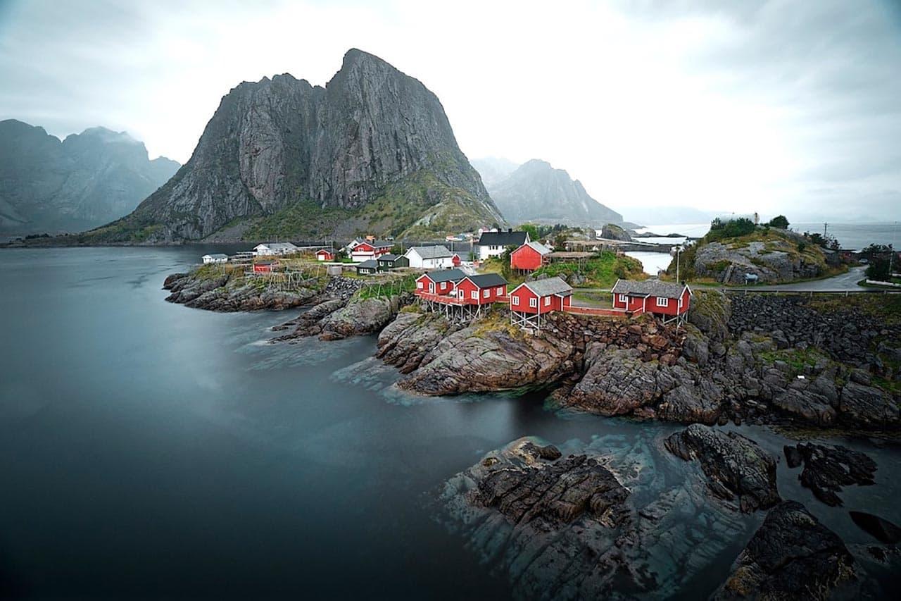 Nordwärts Film Norwegen Landschaft Thor Maria