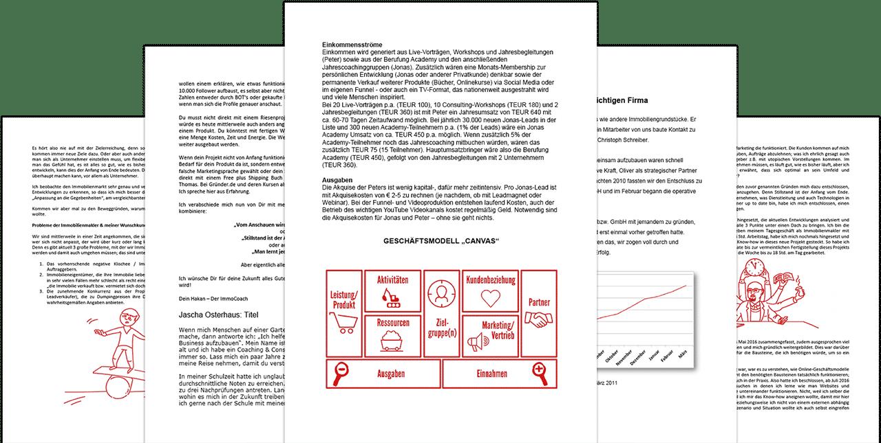Passives Einkommen: Kickstart von Thomas Klussmann Blick ins Buch