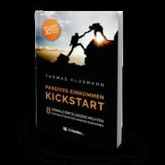 Passives Einkommen Kickstart von Thomas Klussmann Cover