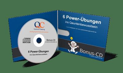 Bonus – 6 Power-Zugänge ins Quanten-Bewusstsein