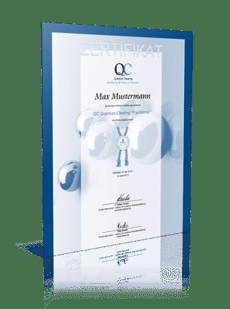 QC Practitioner Zertifikat