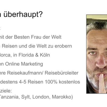 Kurze Vorstellung im Webinar: Wer ist Ralf Schmitz überhaupt