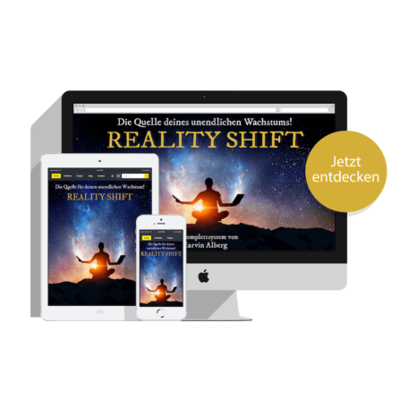 Reality Shift Energetic Eternity Subliminals Marvin Alberg