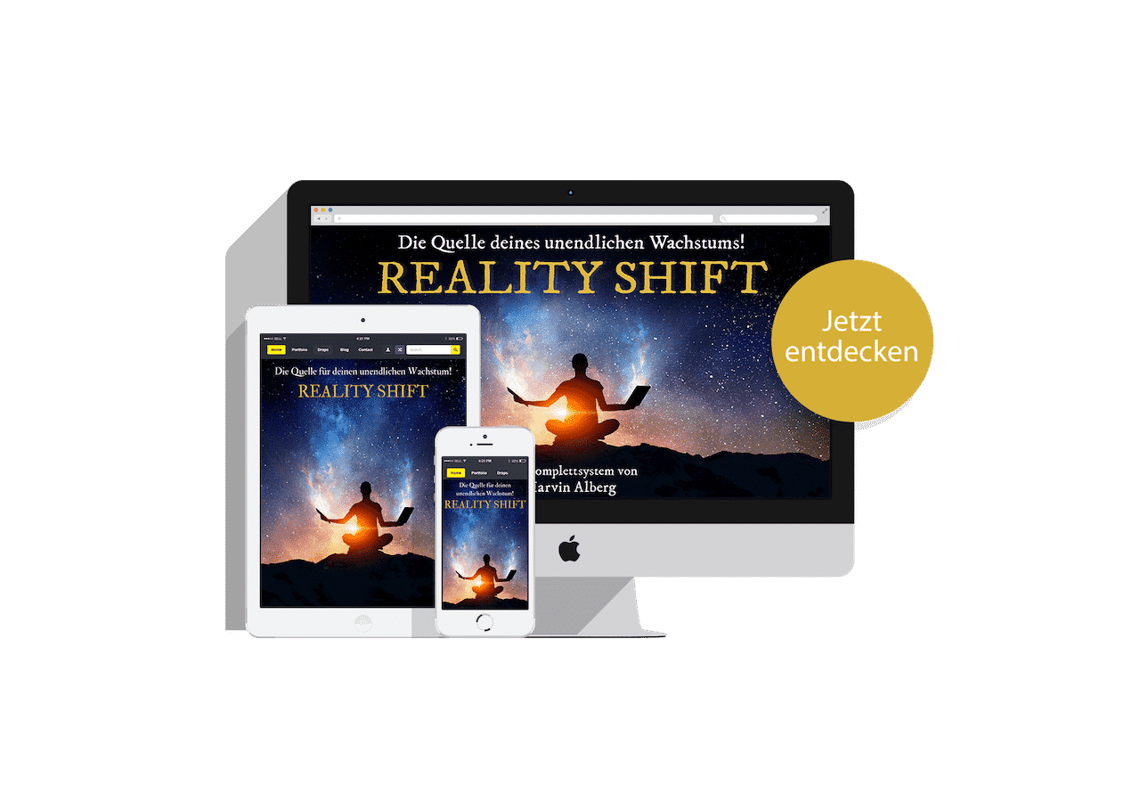 Reality Shift, Energetic Eternity Subliminals von Marvin Alberg