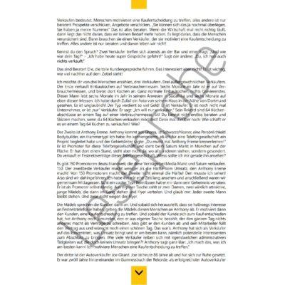 Sack Zu! Abschlusssicher verkaufen Leseprobe 2