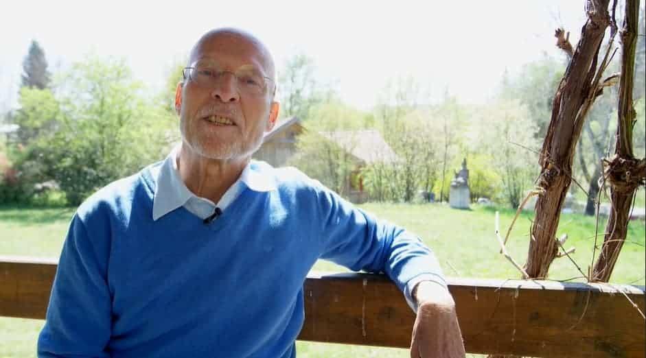 Seminarleiter Dr. Ruediger Dahlke