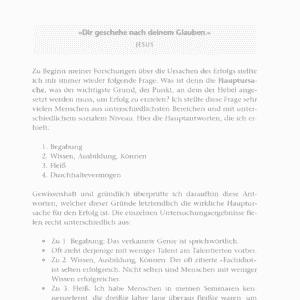 Sprenge deine Grenzen Jürgen Höller Leseprobe Kapitel 1 - GAD System Seite 19