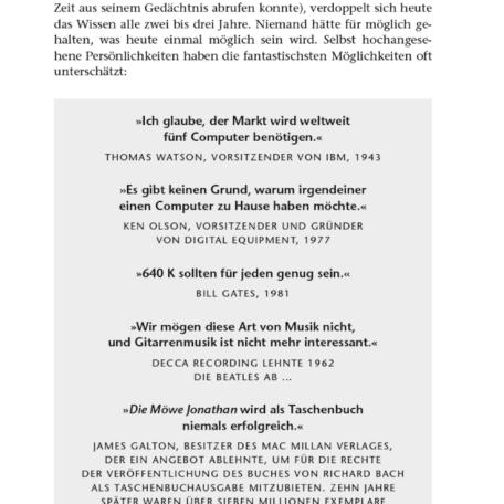 Leseprobe Kapitel 1 - GAD System - Seite 21