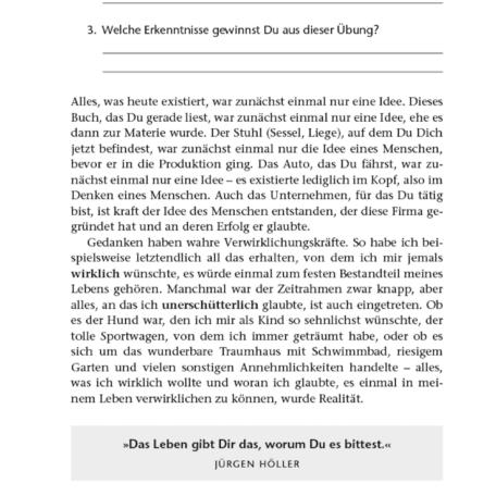 Leseprobe Kapitel 2 - Das Gesetz von Ursache und Wirkung - Seite 50