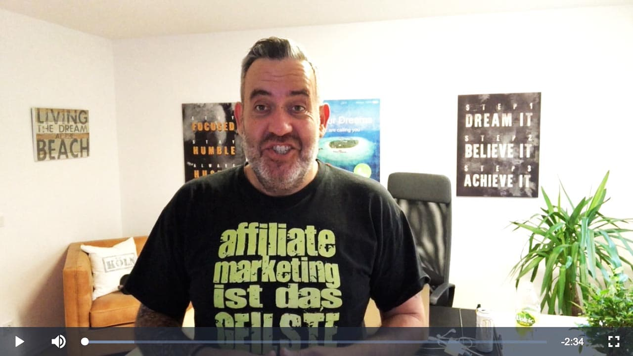 Steinzeit Affiliate-Marketing Strategie Ralf Schmitz