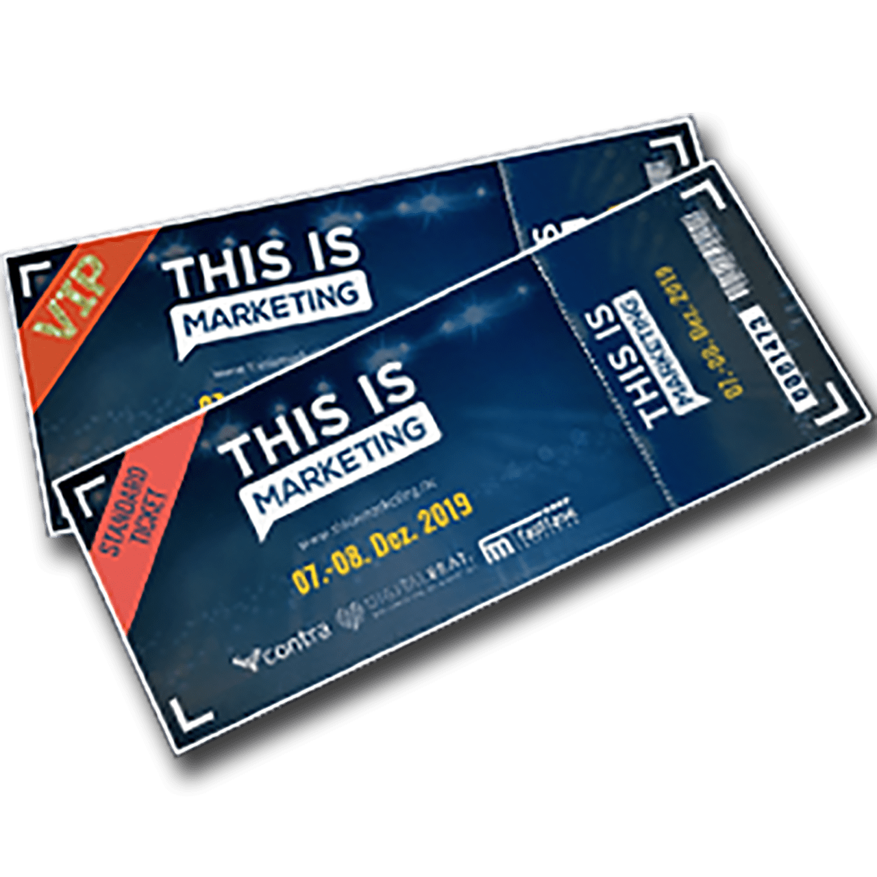 This is Marketing Event 2019 in Stuttgart