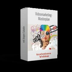 Videomarketing-Masterplan Jürgen Saladin Webinar