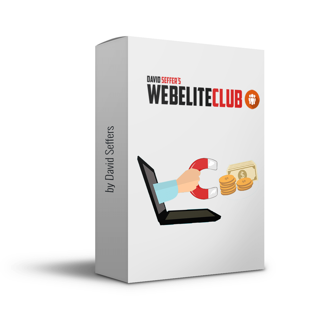 WEBELITECLUB vom Internet Marketing Coach David Seffer