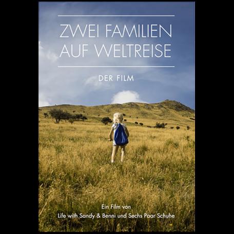 Zwei Familien auf Weltreise Filmplakat
